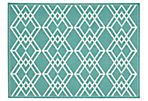 Sloan Rug, Turquoise