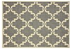 Judith Outdoor Rug, Gray