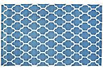 Abe Rug, Light Blue