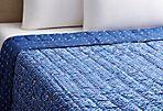 Lomo Quilt, Blue