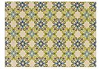 Ala Outdoor Rug, Ivory/Multi