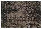 Cicero Rug, Gray/Black