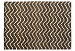 Bella Rug, Brown/Ivory