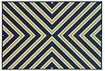 Sampson Outdoor Rug, Navy