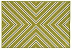 Sampson Outdoor Rug, Green