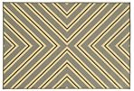 Sampson Outdoor Rug, Gray
