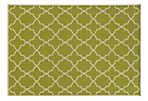 Marine Outdoor Rug, Green