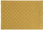 Romers Outdoor Rug, Gold