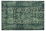 Expressions Rug,  Green/Blue