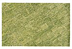 Colorscape Rug,  Green/Green