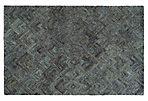 Colorscape Rug,  Charcoal/Blue