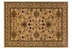 Darcy Rug, Ivory/Green