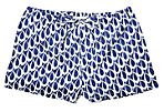 Lucy Boxer Shorts, Navy