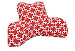 Links Outdoor Boyfriend Pillow, Red
