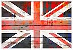 Union Jack (Reclaimed Wood)