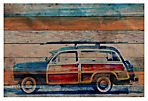 Surf Day (Reclaimed Wood)