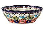 Konin Fluted Bowl, Large