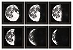 Moon Descending, Set of 6