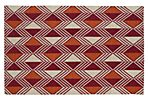 Giaimo Flat-Weave Rug, Red