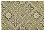 Quinta Outdoor Rug, Green