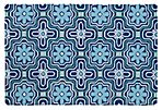 Alto Outdoor Rug, Blue