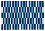 Valley Outdoor Rug, Blue