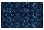 Nell Rug, Navy