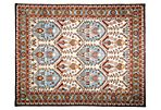 "8'0""x10'1"" Panilyn Rug, Light Blue"