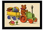 Toys With Tractor
