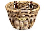 Tuckernuck Adult Oval Basket, Natural