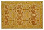 Piedmont Rug, Ivory/Gold