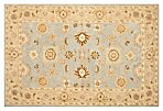 Bellatrix Rug, Blue/Cream