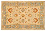 8'x10' Talitha Rug, Wheat/Dove Gray