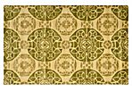 Bleeker Rug, Honey/Green