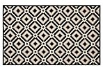 Caloote Outdoor Rug, Black