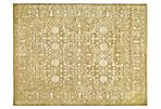 Cadence Rug, Olive/Gold