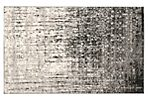 6'x9' Jana Rug, Black/Gray