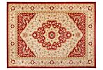 Alyona Rug, Cream/Red
