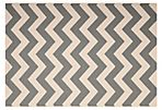 Steffen Outdoor Rug, Gray