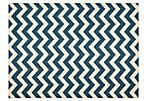 Steffen Outdoor Rug, Navy