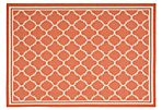 Vale Outdoor Rug, Terracotta