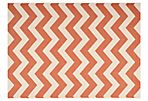 Steffen Outdoor Rug, Terracotta
