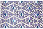 Mercer Rug, Lavender/Ivory