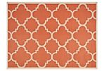 Ellis Outdoor Rug, Terracotta