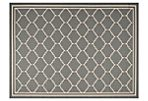 Kate Outdoor Rug, Gray