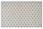 Claire Rug, Silver/Ivory