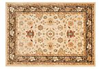 Lucius Rug, Cream/Brown
