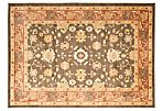 Laurentia Rug, Brown/Rust