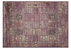 Hunter Rug, Purple/Fuchsia