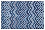 Rutie Cotton Rug, Blue/Multi
